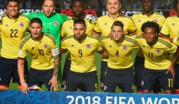 Falcao Dan James Pimpin Skuad Sementara Timnas Kolombia