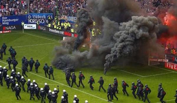 Liga Jerman Kehilangan Tim Pemegang Rekor Tidak Pernah Turun Kasta