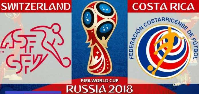 Prediksi Pertandingan Sepakbola Timnas Swiss VS Timnas Kosta Rika