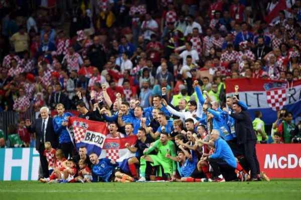 Jelang Final Piala Dunia 2018 Kroasia Buktikan Kekuatan Mentalnya