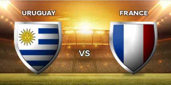 Prediksi Skor Uruguy VS Prancis Piala Dunia 06 Juli 2018
