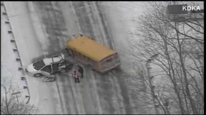 PA Bus Crash Injures Six_30667