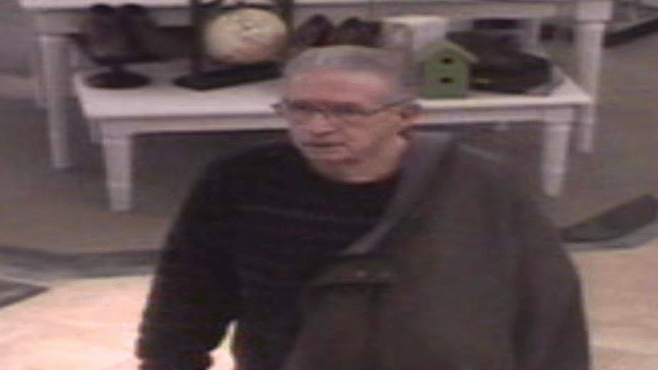 Sheriff looking to identify suspect in mall incident_31094