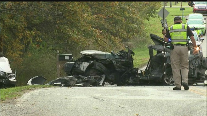 Police identify victim in fatal Canfield Twp  crash