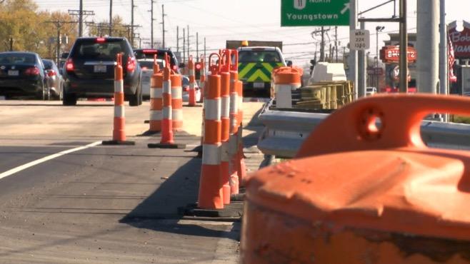 Construction zones present dangers for workers, drivers_61331