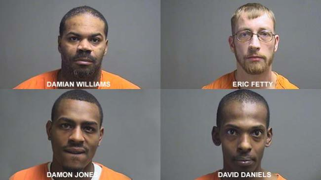 Six arrested in Youngstown drug bust