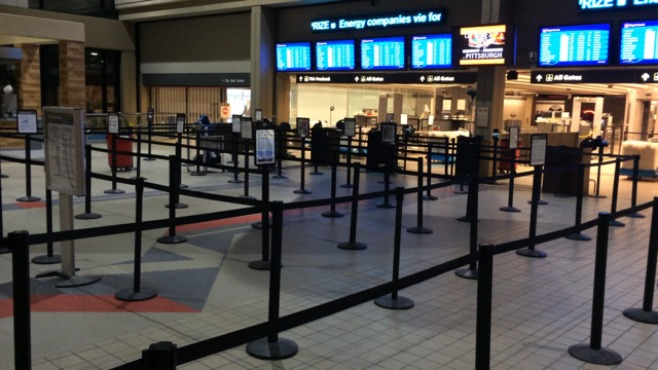 After Brussels attack, Pittsburgh airport examining security_71770