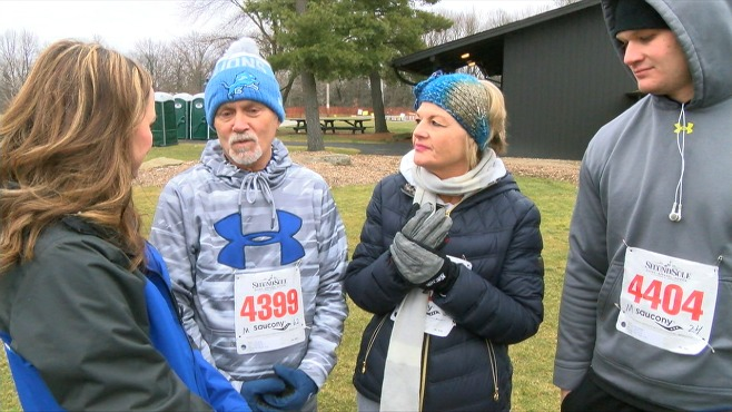 Cortland woman struck, killed by drunk driver honored at 5K_70044