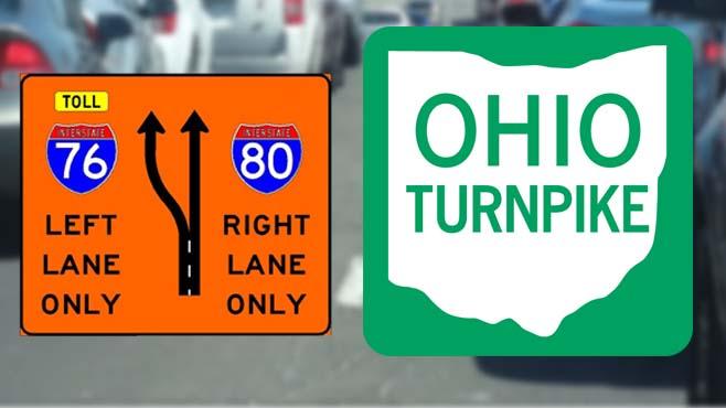 Local Ohio Turnpike construction begins Wednesday