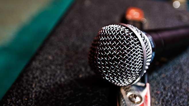Microphone, Music generic_74193