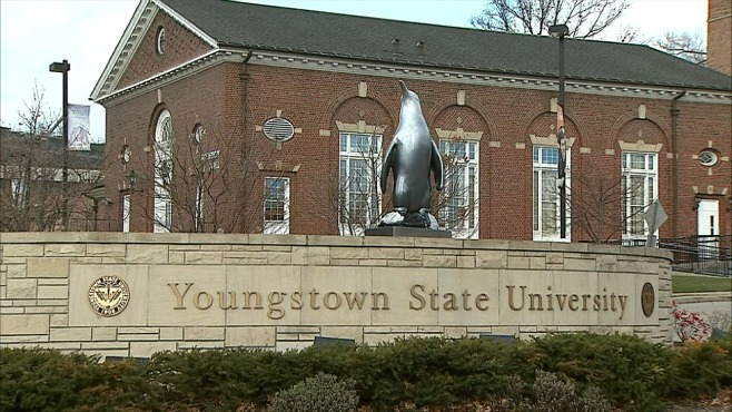 Youngstown State University in Youngstown, Ohio_77874