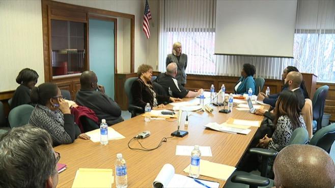 Youngstown School Board meeting_81061