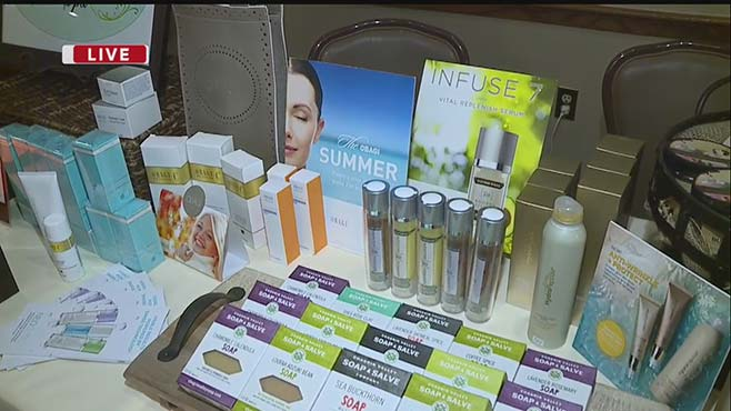 Daybreak Nation on Location_ Ladies Night Out at Tippecanoe Country Club_136461