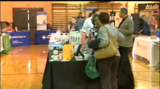 YMCA Youngstown health fair_139577
