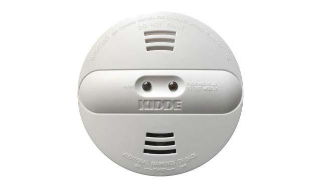 KIDDE Smoke Detector Recall_158435
