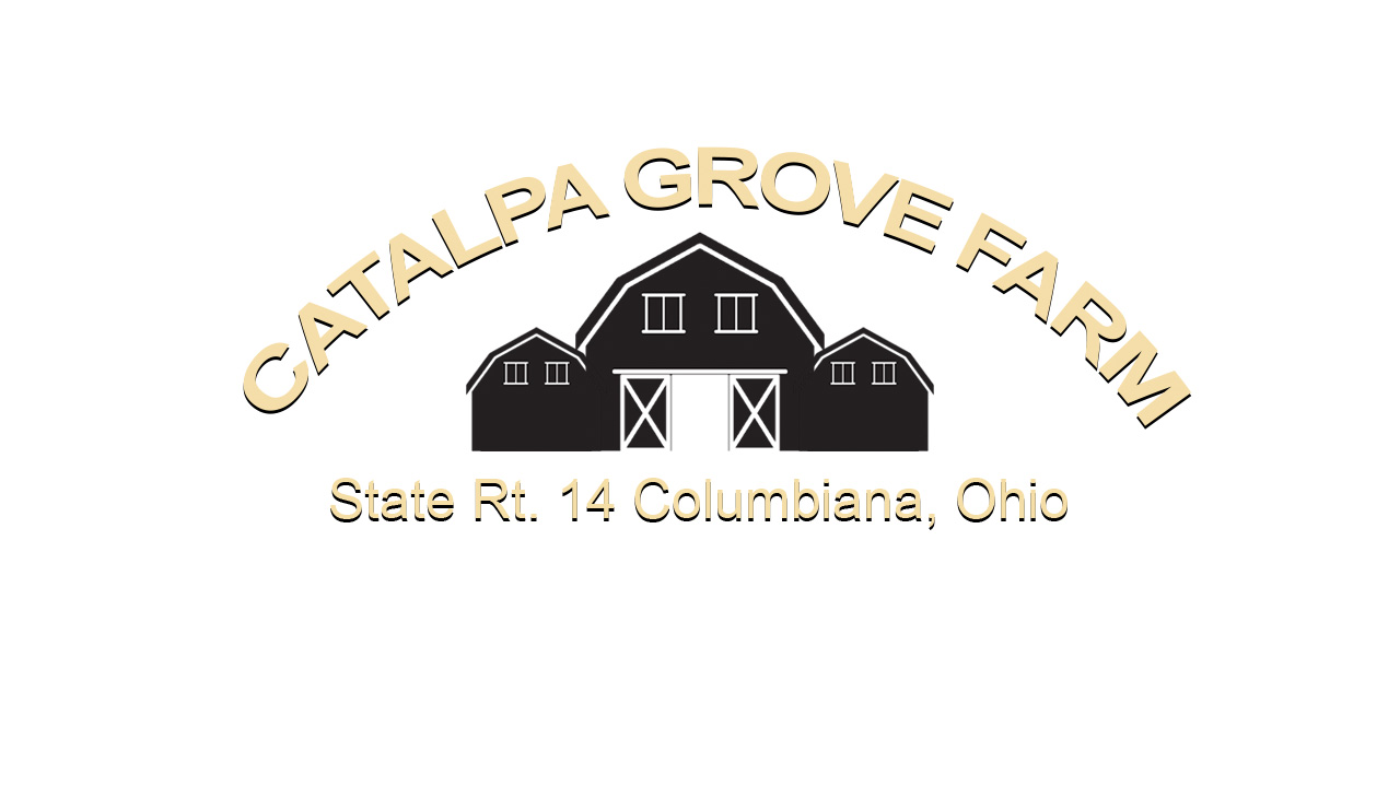 Catalpa Grove Farm logo