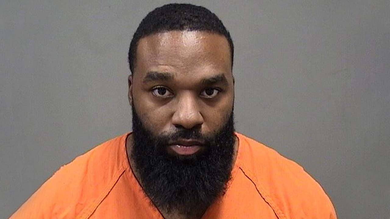 Kyle Rice, charged with attempted murder in Youngstown.
