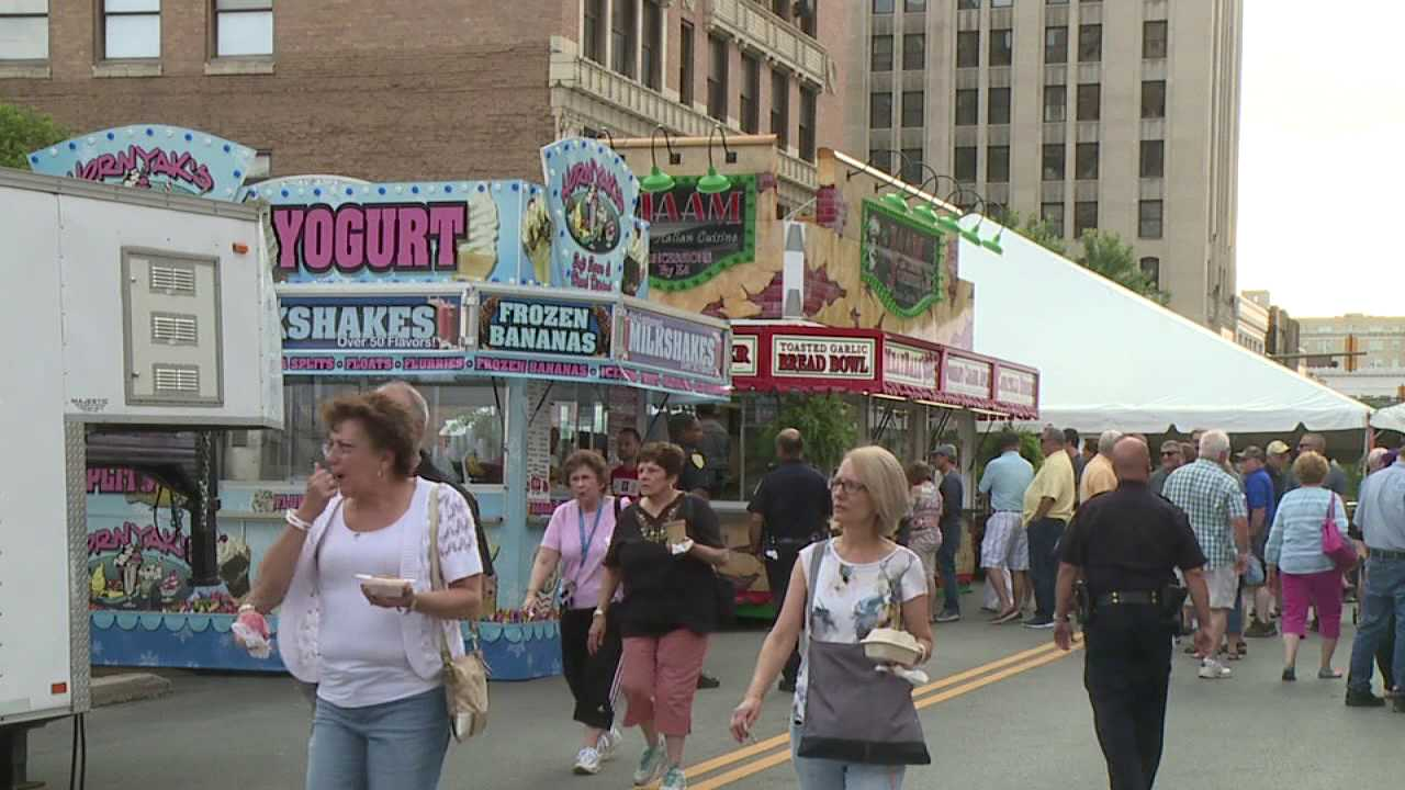 Downtown Youngstown festival generic