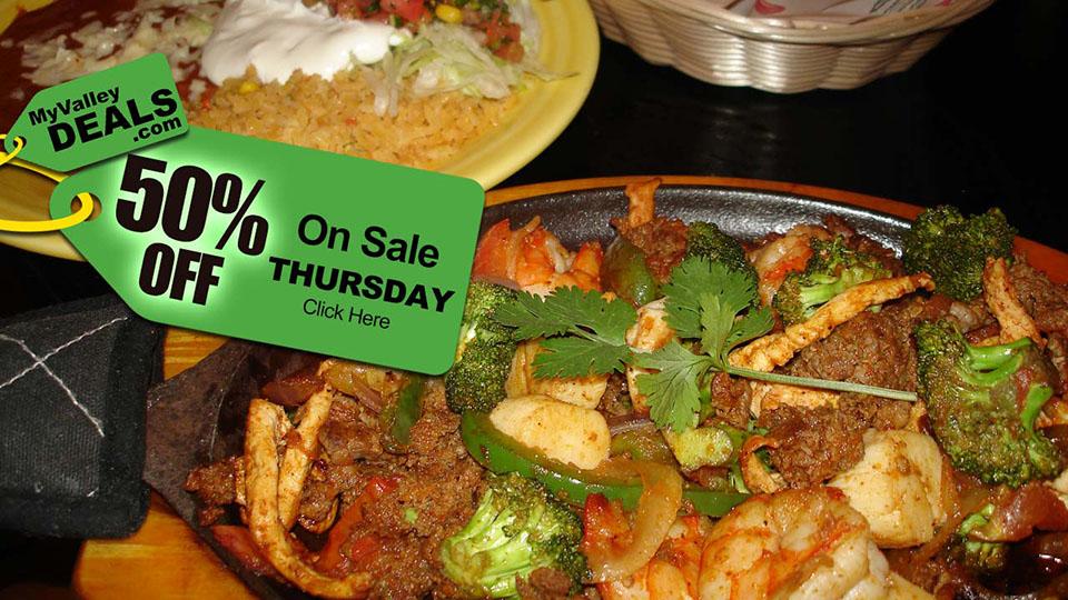 Los Gallos On Thursday Now Deals