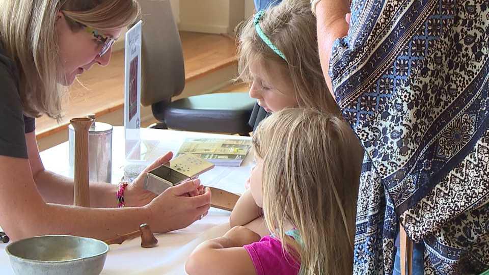 Mahoning Valley Historical Society Hands-On History