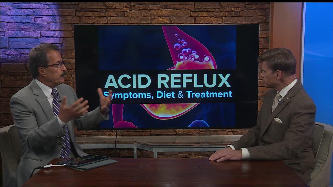 Dr. Shayesteh Acid Reflux