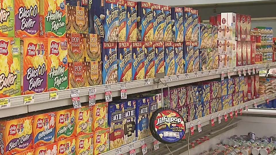Len Rome's Local Health: Processed Foods