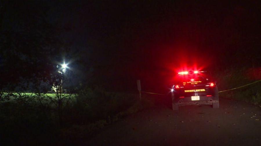 One person is dead and three injured following a series of shootings Wednesday night just over the Ohio line in New Cumberland, West Virginia.