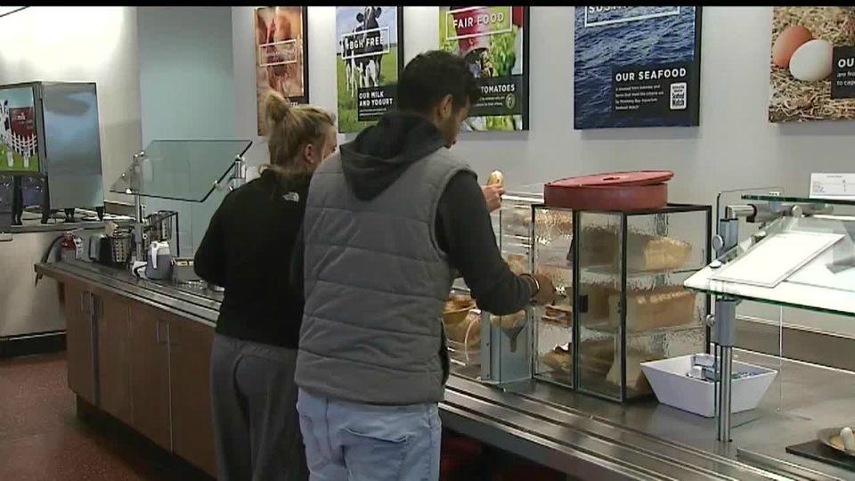 Len's Local Health college weight gain study