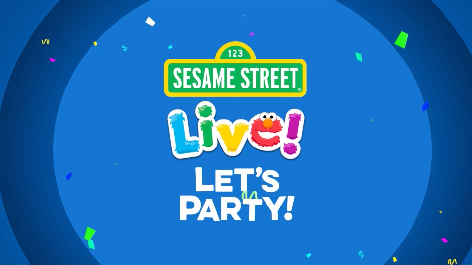 SESAME STREET LIVE CONTEST
