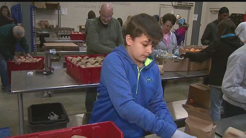 Season of giving, local health