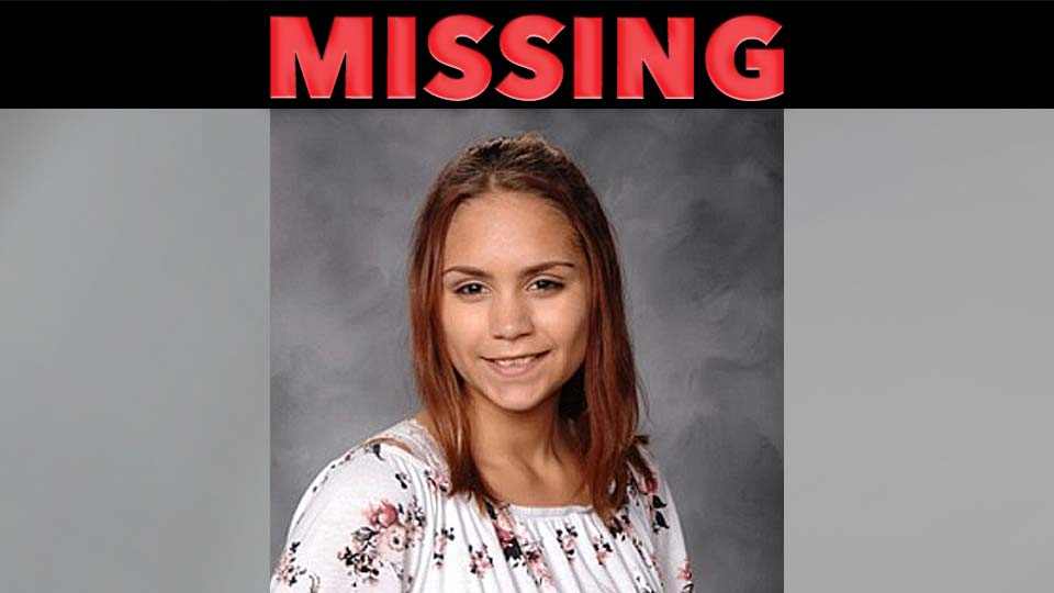Faith C. Pounds, Missing Juvenile, Austintown