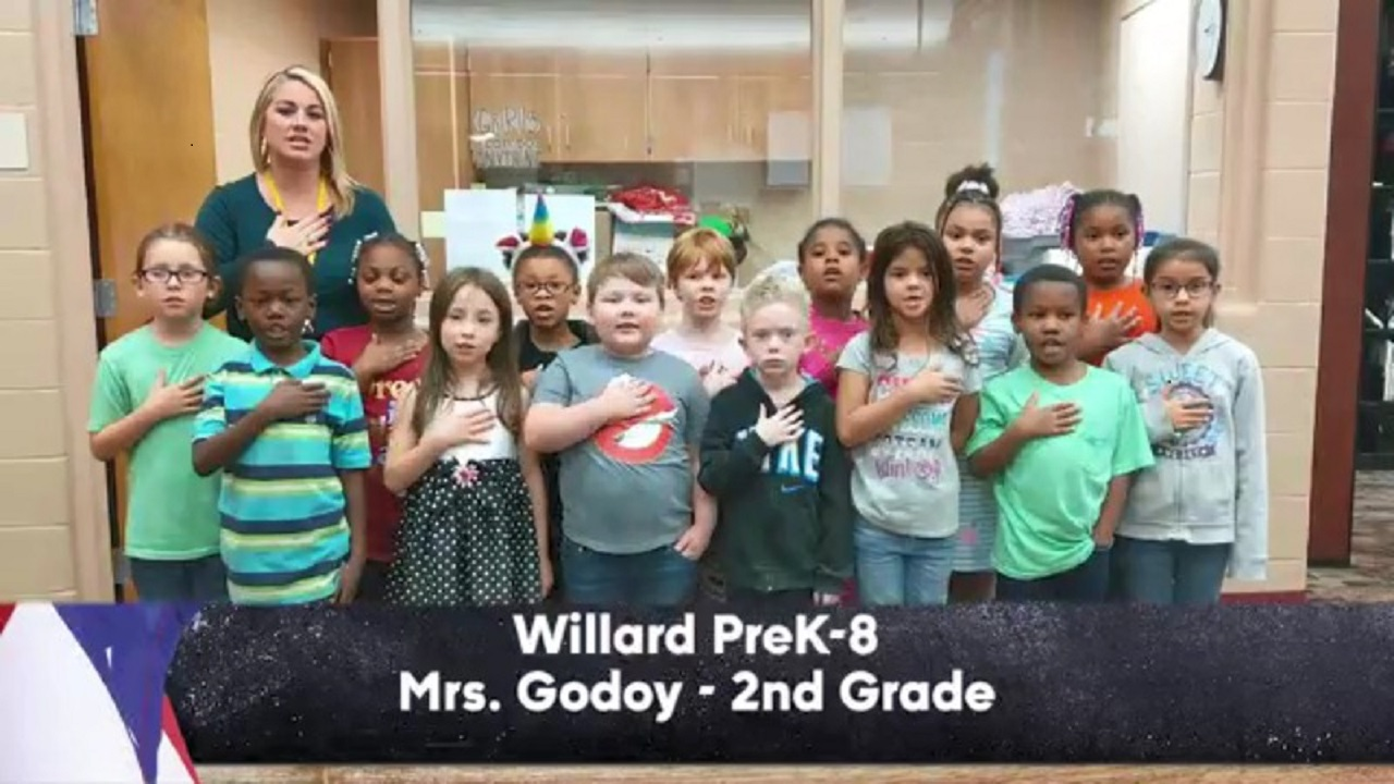 Willard PreK-8 - Mrs. Godoy - 2nd Grade