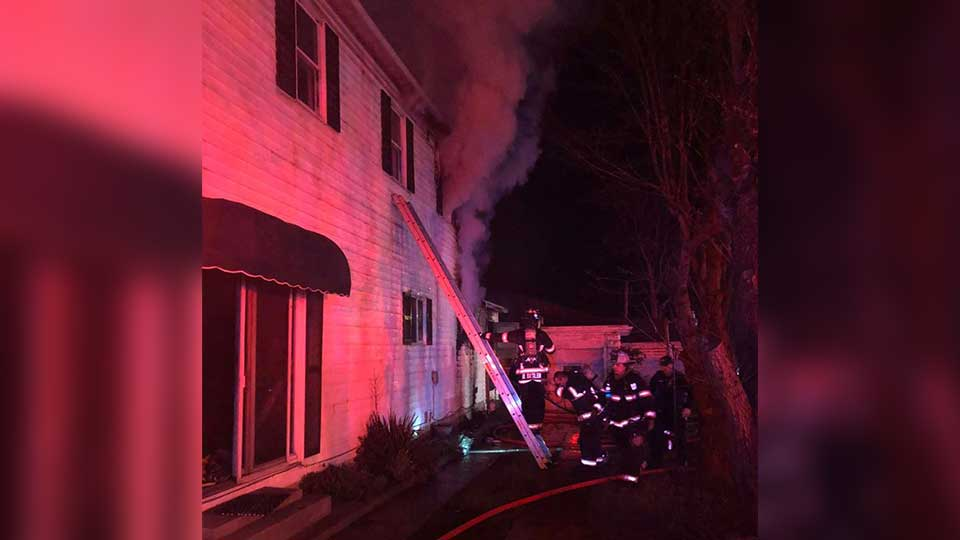 East liverpool fire