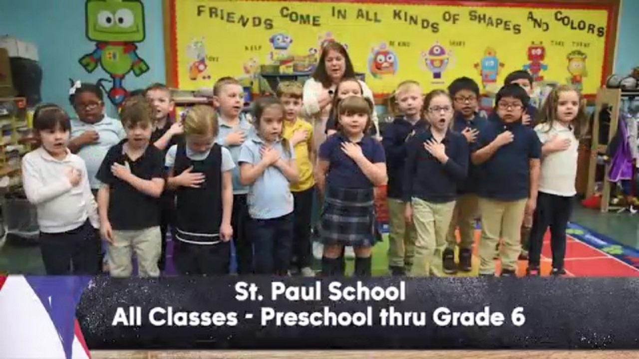 St. Paul School - All Classes