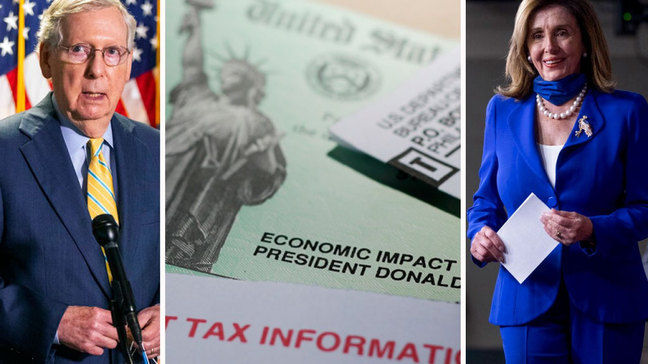 Second stimulus checks: Will $1,200 payments be approved ...
