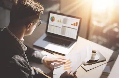 أسئلة مقابلة عمل كاتب المالية