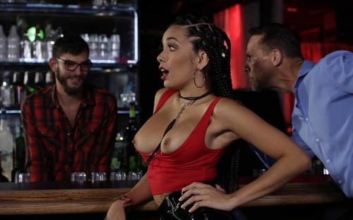 Adult Movies with Aaliyah Hadid public sex 2019 full HD.