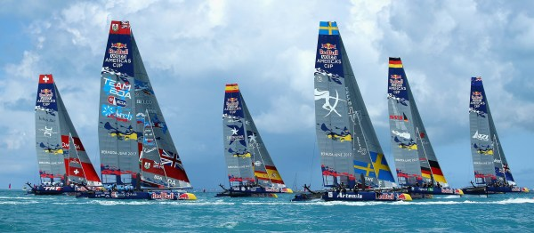 Americas Cup Final Bermuda 2017
