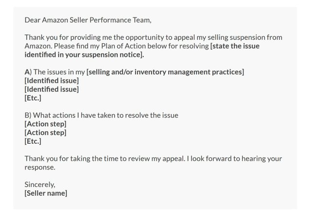 8 Things to Do (And NOT to Do) If Your Amazon Seller Account Is