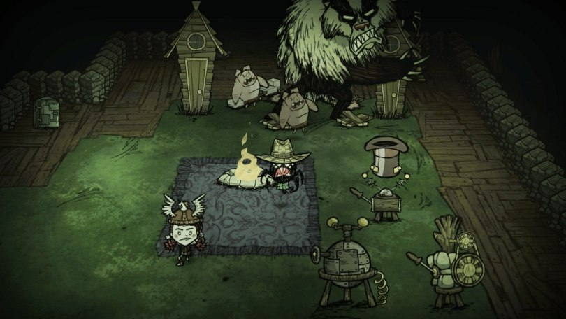 Dont Starve for system Windows
