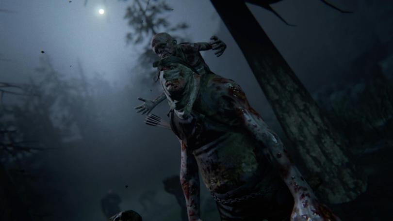 scary outlast 2 game