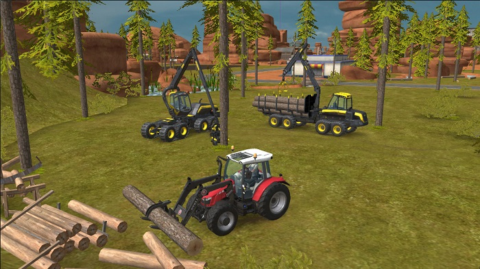 Farming Simulator 18 apk download