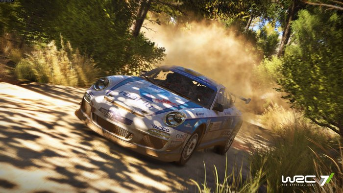 WRC 7 full version pc download
