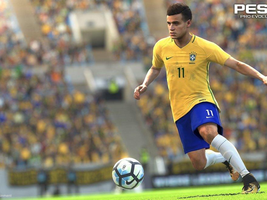 Pro Evolution Soccer 2018 Download for free