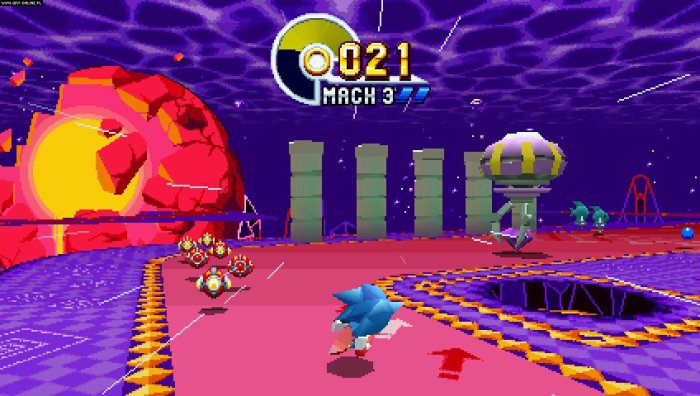 Sonic Mania Download - Sonic Mania Free Game [PC] - www x-gamex com