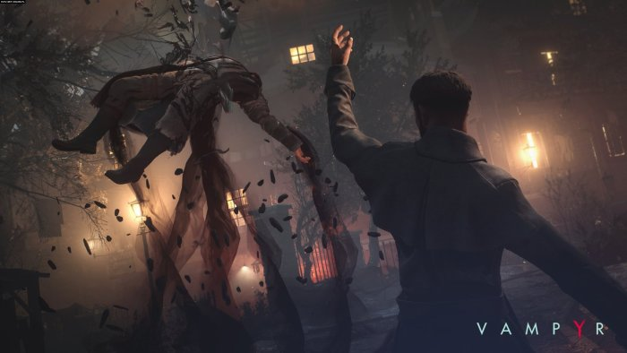 Vampyr PC Download