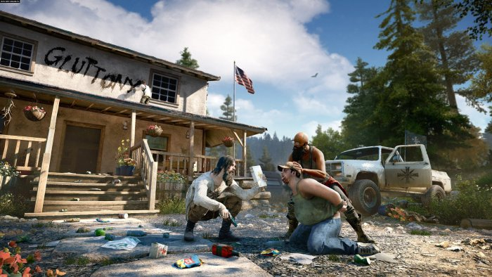 Far Cry 5 demo Download - PC Game for Free - www x-gamex com