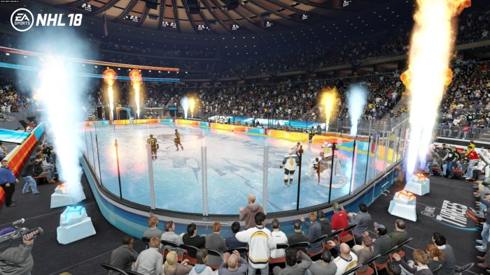NHL 18 Download pc