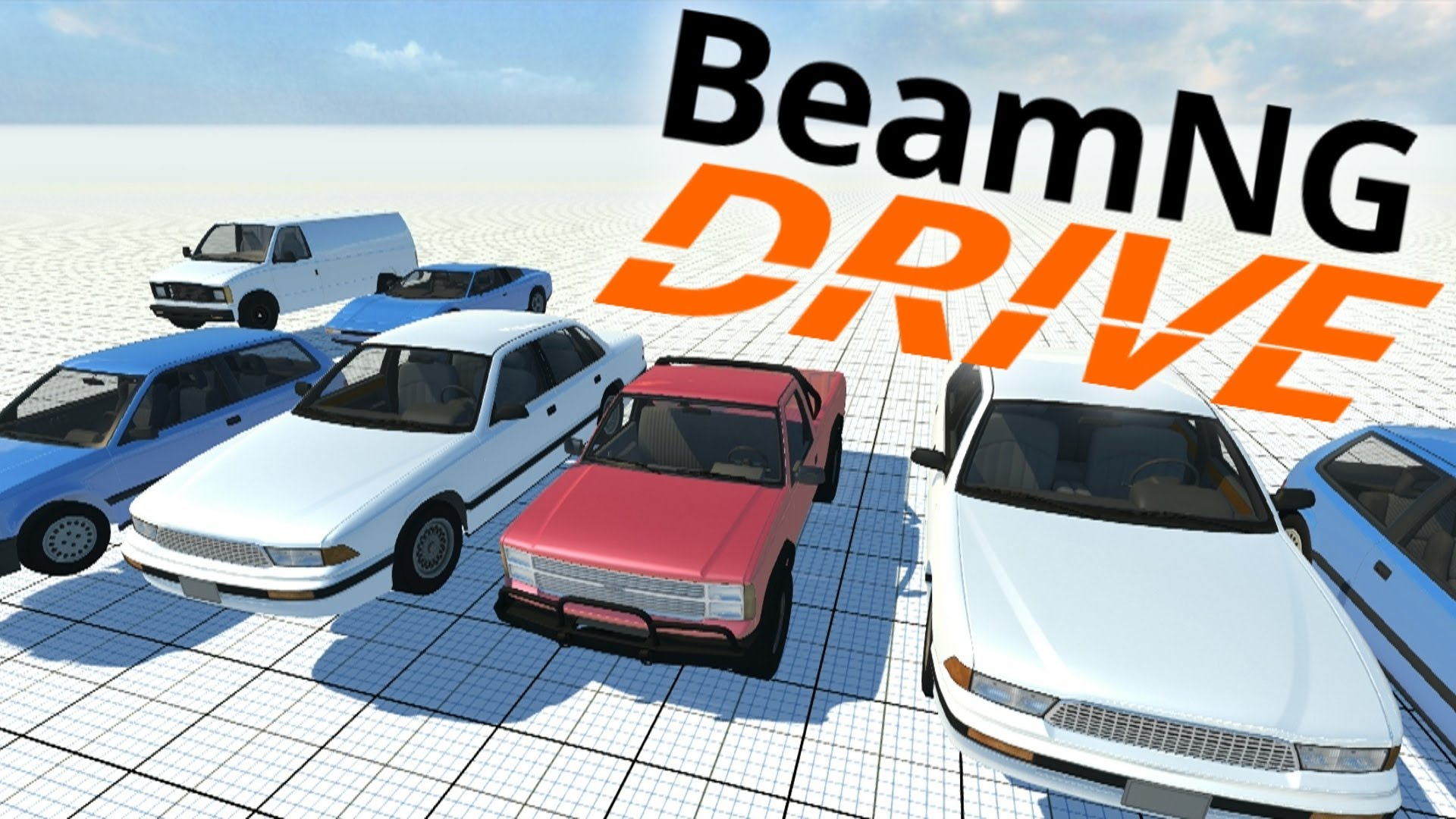 BeamNG Drive - download free full version game with the key