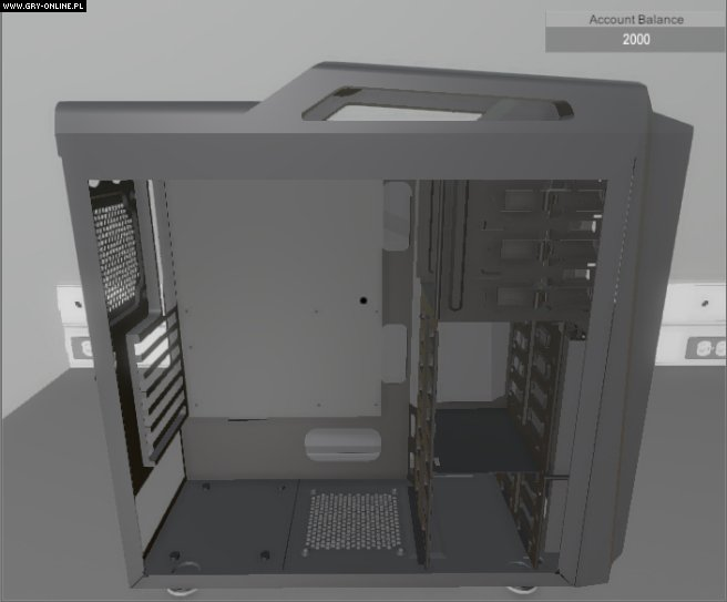 PC Building Simulator Screenshoot